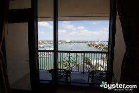 the double gulf view with balcony at the pier house 60 marina