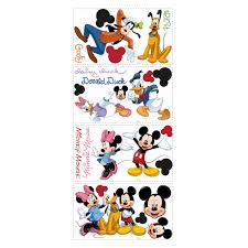 mickey and friends minnie mouse peel and stick giant wall decal mickey and friends minnie mouse peel and stick giant wall decal