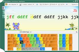 free typing full version software download typing tutor description of free touch typing tutor rapidtyping