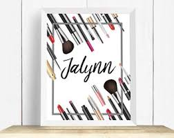 gifts for makeup artists makeup artist gift etsy