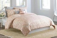 Blush Pink Comforter Synthetic Fill Floral Comforters U0026 Bedding Sets Ebay