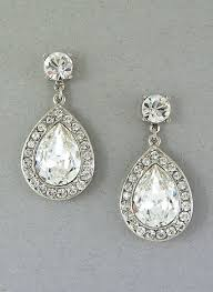 tear drop earrings teardrop earrings one weddingbee