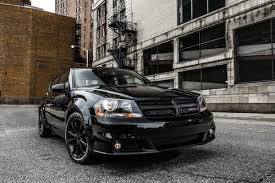 Dodge Journey Modified - dodge expands blacktop package to durango grand caravan and journey