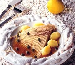 cuisiner la raie au beurre noir raie au beurre noir madame miam miam