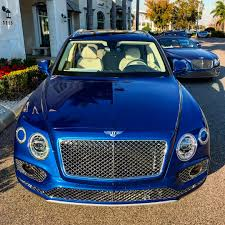 Do You Like This Color by Bentley Sarasota On Instagram