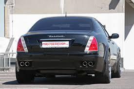 black maserati quattroporte mr car design maserati quattroporte