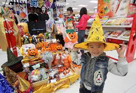 Halloween Costumes China Orders Halloween Costumes Regalia Surge Business