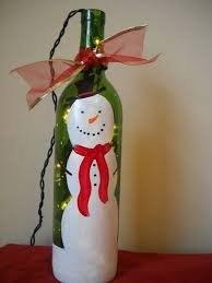 wine bottle christmas ideas 61 easy and in budget diy christmas decoration ideas part iii