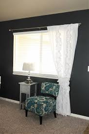 Make Curtains From Sheets The 25 Best Bed Sheet Curtains Ideas On Pinterest Throw Pillow