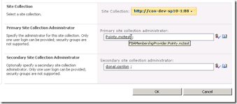 configuring forms based authentication for sharepoint 2010 using