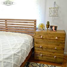 Ikea Tarva Bed Hack 23 Best Images About Diy On Pinterest Stains Minwax And