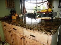 how to paint countertops kitchen look like granite livelovediy