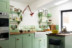 colored shaker style kitchen cabinets 11 shaker kitchen cabinet ideas that put a twist on the