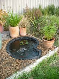 pretty and small backyard fish pond ideas at decor landscape