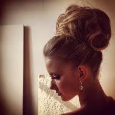 big bun hair bridesmaid hairstyle ideas harvardsol