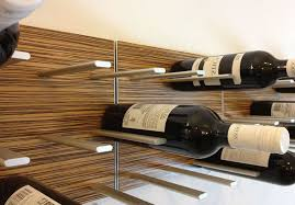 how to build a wine rack in a cabinet stylish and versatile wine rack design stact wine wall pursuitist