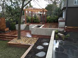 Cheap Pergolas Melbourne by Decking And Pergolas Modern Outdoor Living