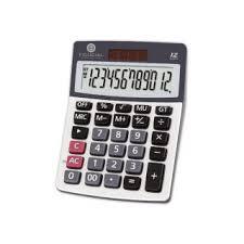 fourniture de bureau fiducial calculatrice de bureau fiducial p12 compacte 12 chiffres