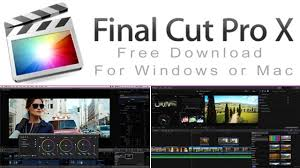 final cut pro for windows 8 free download full version how to get final cut pro x for windows or mac free download link
