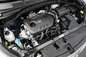 mitsubishi gdi turbo 2018 hyundai santa fe sport first test big on value motor trend