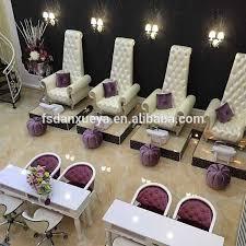 danxueya luxury nail salon chair modern new fashion design spa