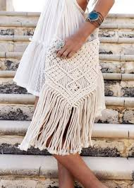 boho crochet bag disheefashion crochet boho bohemia bohemian