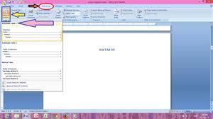 cara membuat daftar gambar word collection of cara membuat daftar gambar otomatis di word 2013