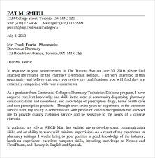 collection of solutions recommendation letter sample pharmacy in