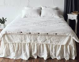 Linen Bedding Sets Linen Bedding Etsy