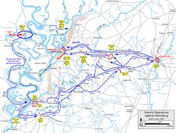 Map Of Leavenworth Wa Zweiter Vicksburg Feldzug U2013 Wikipedia