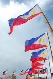 Flag Flown At Half Mast Flag Of The Philippines Wikiwand