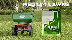 how to choose lawn products and spreaders youtube