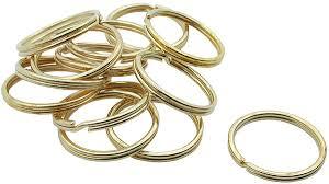 small key rings images Keyosk product range key accessories key rings brass split jpg