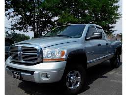 2006 dodge ram 2500 diesel for sale 2006 dodge ram 2500 slt 4x4 cab diesel for sale in denver co