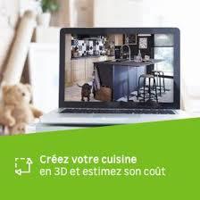 cuisines leroy merlin 3d cuisine équipée aménagement cuisine et kitchenette leroy merlin