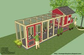 home garden plans l102 chicken coop plans construction