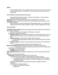 Anatomy Of Human Body Pdf Blg 10a B Exam Notes Blg10a B Final Blg10a Final Exam Package