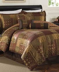 Jacquard Bedding Sets Jacquard Comforter Sets Mainstays 7 Bedding