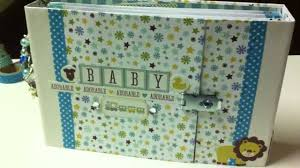 baby boy photo album baby boy mini album for harrison