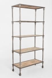 Reclaimed Wood Bookshelf Wood Shelves Bookshelf