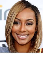 side pictures of bob haircuts layered celebrity bob haircuts for black women with side bang