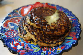 cuisines solenn so berry healthy breakfast pancakes recipe solenn heussaff