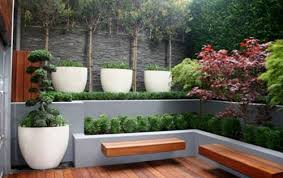 contemporary small garden design christmas ideas best image