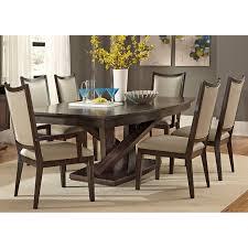 7 Piece Round Patio Dining Set - liberty furniture springfield 7 piece pedestal table set hayneedle