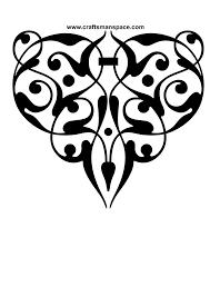 decorative central ornament