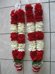 flower garlands for indian weddings fresh flower garlands for indian weddings on wedding flowers with
