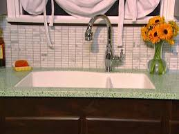bathroom design chic dark bathroom cabinet with recycled glass
