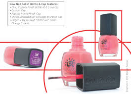 del sol unveils new nail polish bottle with five party themed nail