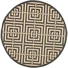 Celtic Rugs Round 7 U0027 And Larger Round Outdoor Rugs Rugs The Home Depot