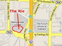 Rio Masquerade Suite Floor Plan 20090306 Friday In Las Vegas
